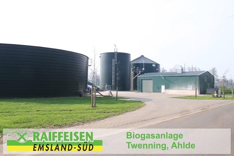 Biogasanlage Ahlde