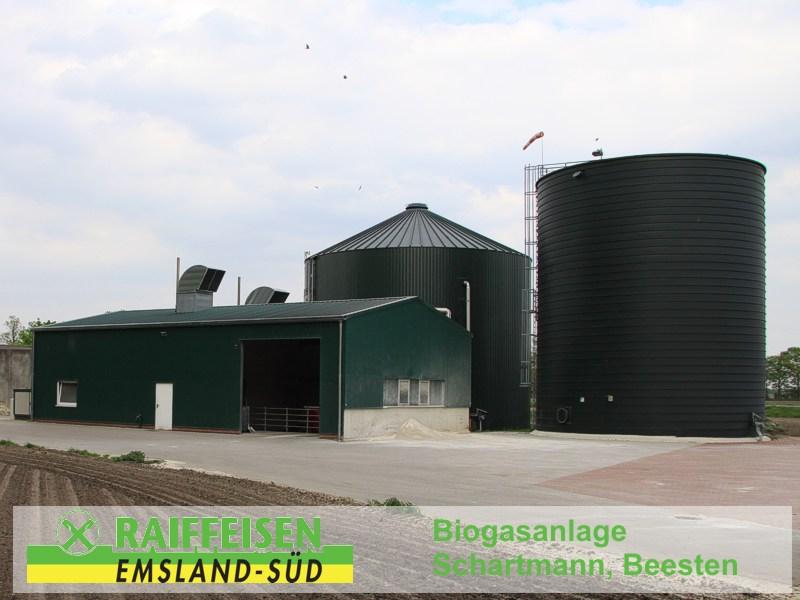 Biogasanlage Beesten