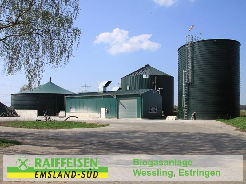 Biogasanlage Lingen Bramsche