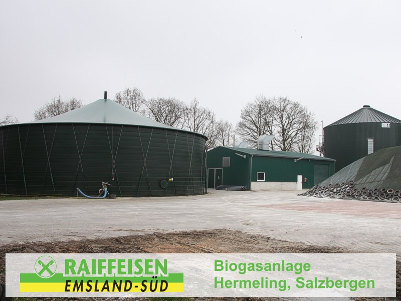 Biogasanlage Rheine