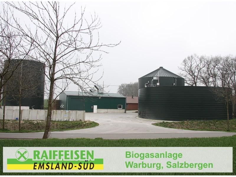 Biogasanlage Salzbergen