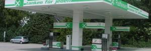 Tankstelle Lünne