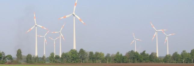 Windpark Lünne