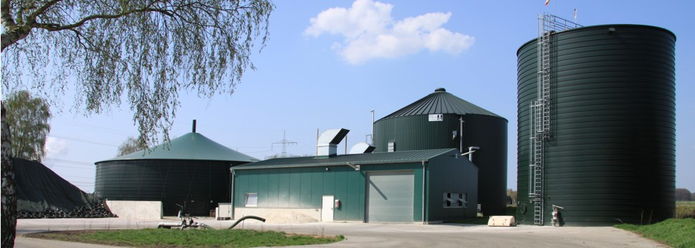Biogasanlage Lingen Emsland
