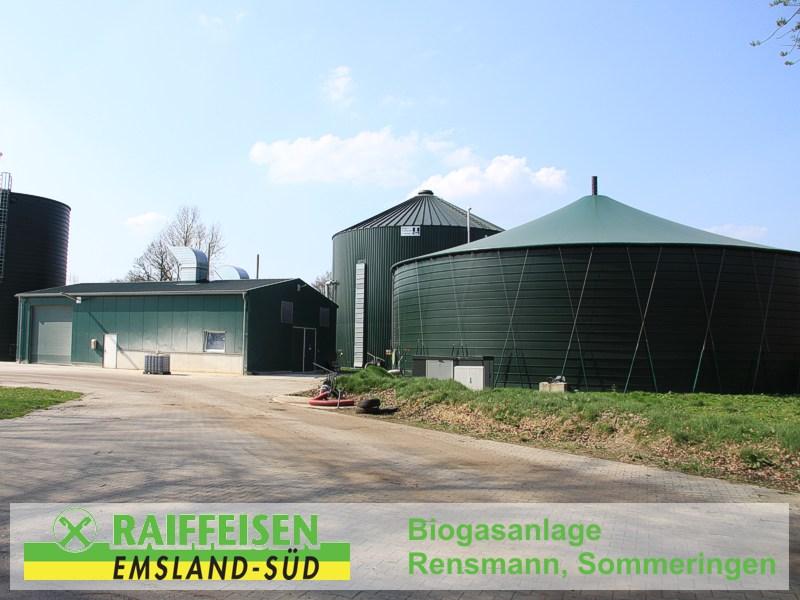 Biogasanlage Sommeringen