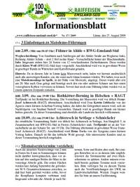 Infoblatt Raiffeisen