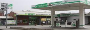 Tankstelle Salzbergen